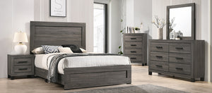 WEEKLY or MONTHLY. Salt Greek in Gray Bedroom Set