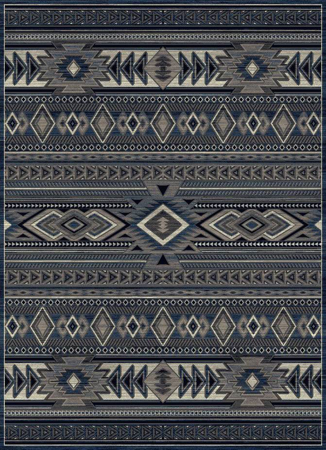 Thunder Blue Cambridge 1055 Rug