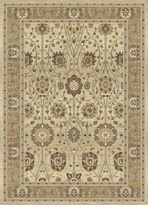 Cappuccino Flower Divine 1057 Cambridge Rug