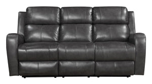 WEEKLY or MONTHLY. Cortana Power Reclining Couch Set