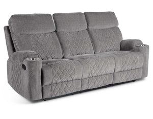 WEEKLY or MONTHLY. Bill Crawford Manual Sofa and Loveseat