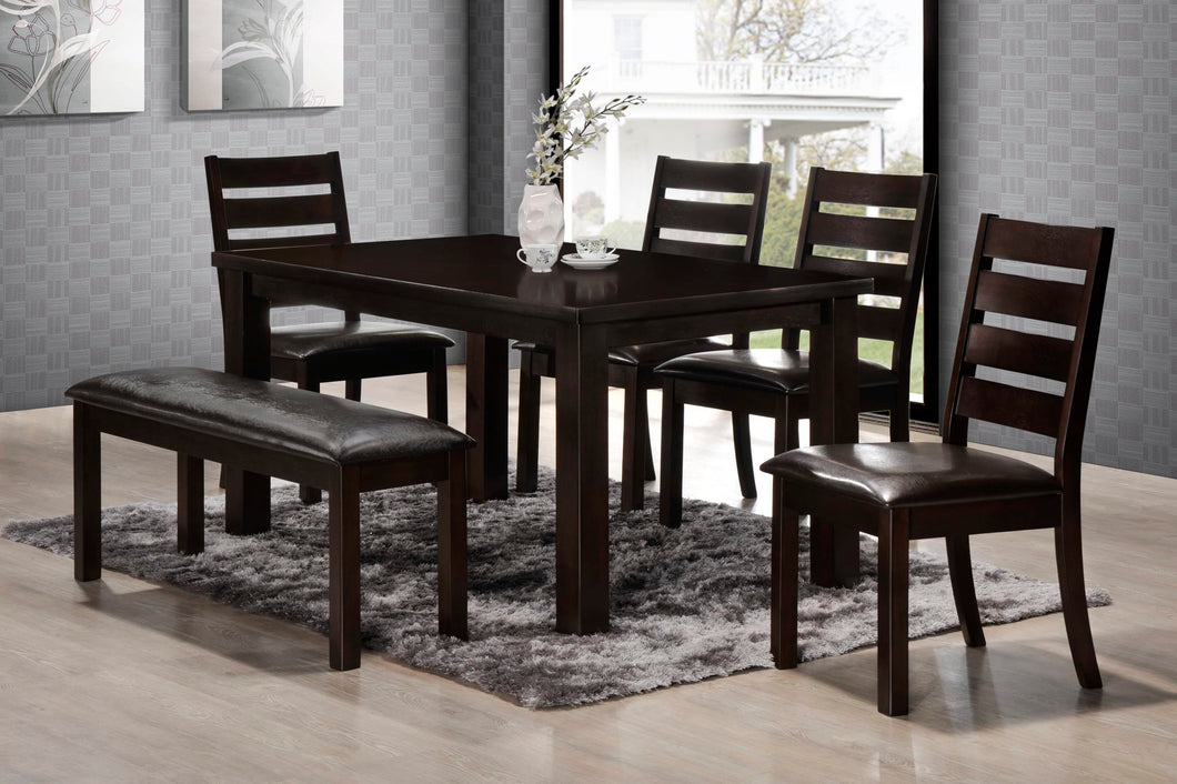 WEEKLY or MONTHLY. Durango Dining Set