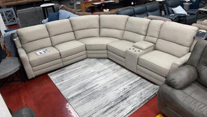 WEEKLY or MONTHLY. Ella Bella Manual Sectional