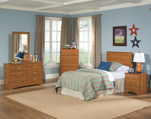 WEEKLY or MONTHLY. Simon the Tanner Bedroom Set