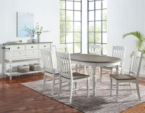 WEEKLY and MONTHLY.  Philip Standard Dining Table + 4 Chairs