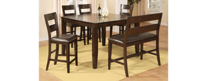 WEEKLY or MONTHLY. Hardy So Sturdy Pub Table & 4 Pub Chairs & Pub Bench