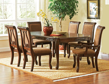 WEEKLY or MONTHLY. Harmony Table & 4 Side Chairs & 2 Armchairs