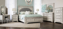WEEKLY or MONTHLY. Lee Roberson Bedroom Set in Cathedral White