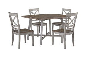 WEEKLY or MONTHLY. Foggy Fairhaven Pub Table + 4 Chairs