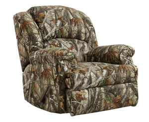 WEEKLY or MONTHLY. Mossy Oak Recliner