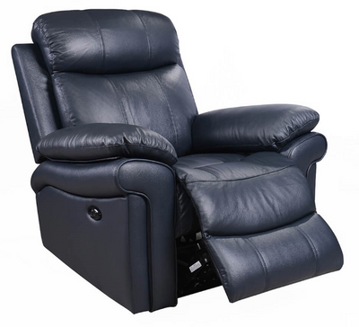 WEEKLY or MONTHLY. Blue Hoplin Joplin Power Recliner