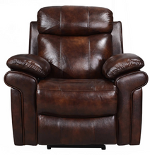 WEEKLY or MONTHLY. Babe the Brown Ox Leather Couch Set