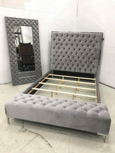 WEEKLY or MONTHLY. Miss Lacey Velvet Bling Bedroom Set