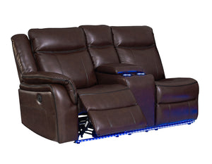 WEEKLY or MONTHLY. I'm Happily Levin Super POWER Black Sectional