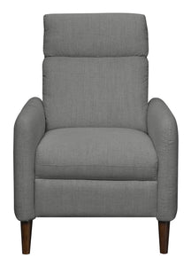 WEEKLY or MONTHLY. Preston Gray Press Back Recliner