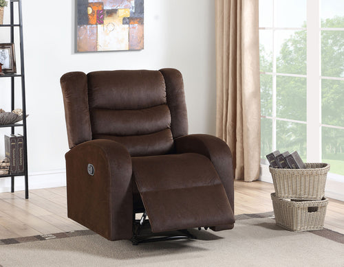 Madeline Chocolate Recliner