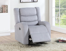 Madeline Gray Manual Recliner