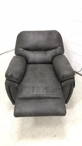 Noah's Ark MANUAL Motion or POWER Motion Recliner in Granite