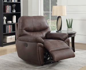 WEEKLY or MONTHLY. Noah's Ark Grey Recliner, MANUAL or POWER