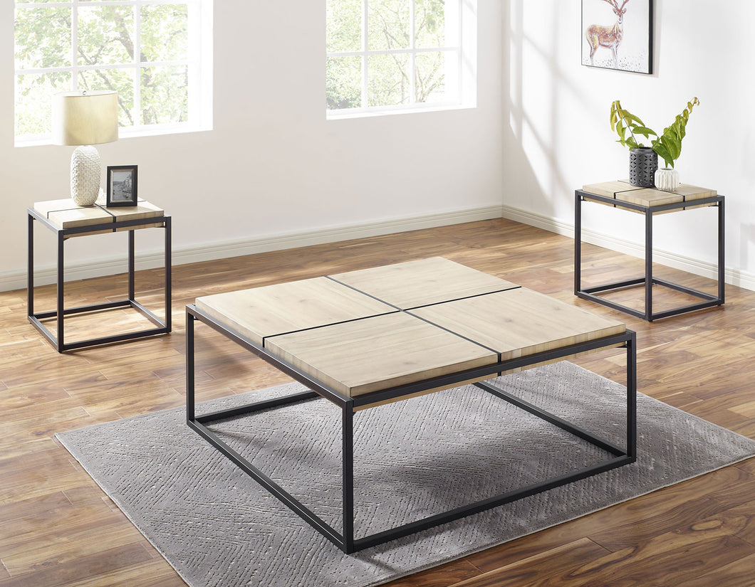 WEEKLY or MONTHLY. Oaklee Dookey Cocktail Table & End Table