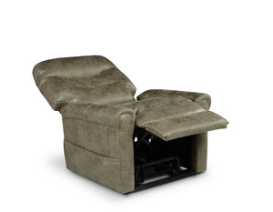 WEEKLY or MONTHLY. Ottawa Walnut Power Lift Chair with Heat & Massage