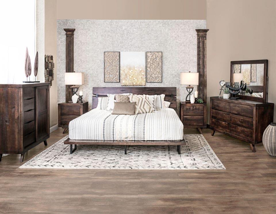 WEEKLY or MONTHLY. Picasso Bedroom Set