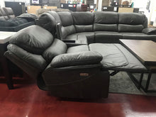 WEEKLY or MONTHLY. Power Lee Plaza Sectional