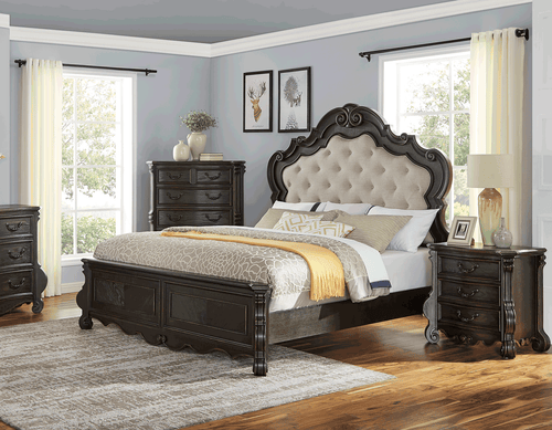 WEEKLY or MONTHLY. Rhapsodie Queen Panel Bedroom
