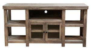 "WEEKLY or MONTHLY. Spencer 74""TV Console"