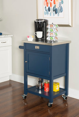 WEEKLY or MONTHLY. Navy Sydney Apartment Cart