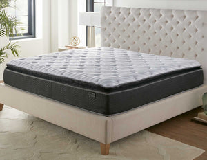 WEEKLY or MONTHLY. Silver Ice King Mattress