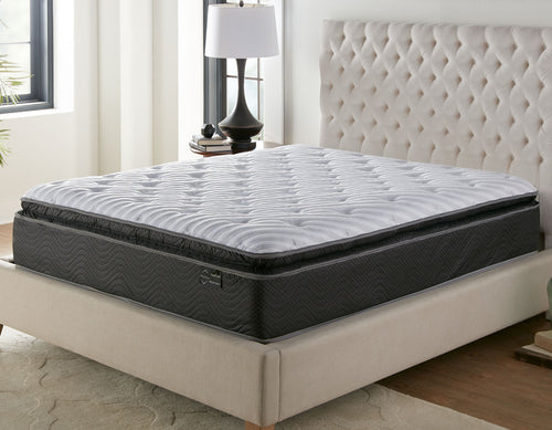 WEEKLY or MONTHLY. Silver Ice Queen Mattress