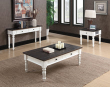 WEEKLY or MONTHLY. Mountain Retreat Cocktail Table & 2 End Tables
