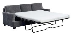 WEEKLY or MONTHLY. It's Siesta Time Chaise Sofa with Sleeper
