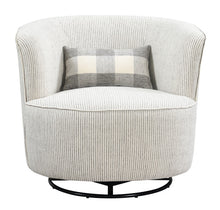 WEEKLY or MONTHLY. Benzley Swivel Barrel Chair