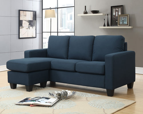 WEEKLY or MONTHLY. Nix Navy Chofa Sectional