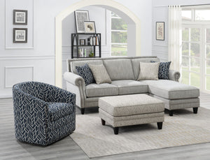 WEEKLY or MONTHLY. Three-Logy Chofa Sectional
