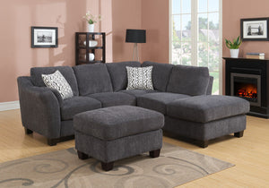 WEEKLY or MONTHLY. Claytown Sectional