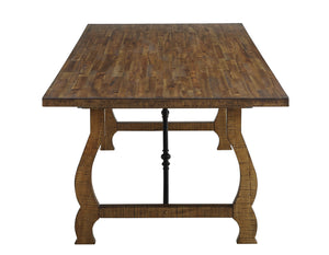 WEEKLY or MONTLY. Yuma Tumbleweed Dining Table & 4 Chairs & Bench