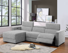 WEEKLY or MONTHLY. Dark Gray Zarra Double Power Sectional