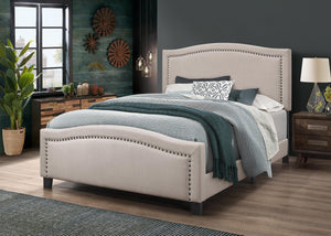 WEEKLY or MONTHLY. Lisa Queen Bed