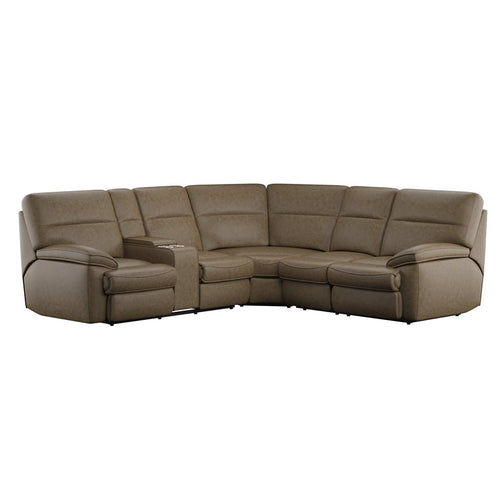 WEEKLY or MONTHLY. Sweet Aurora Brown Sectional