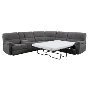WEEKLY or MONTHLY. Sweet Aurora Sectional with FULL Sleeper
