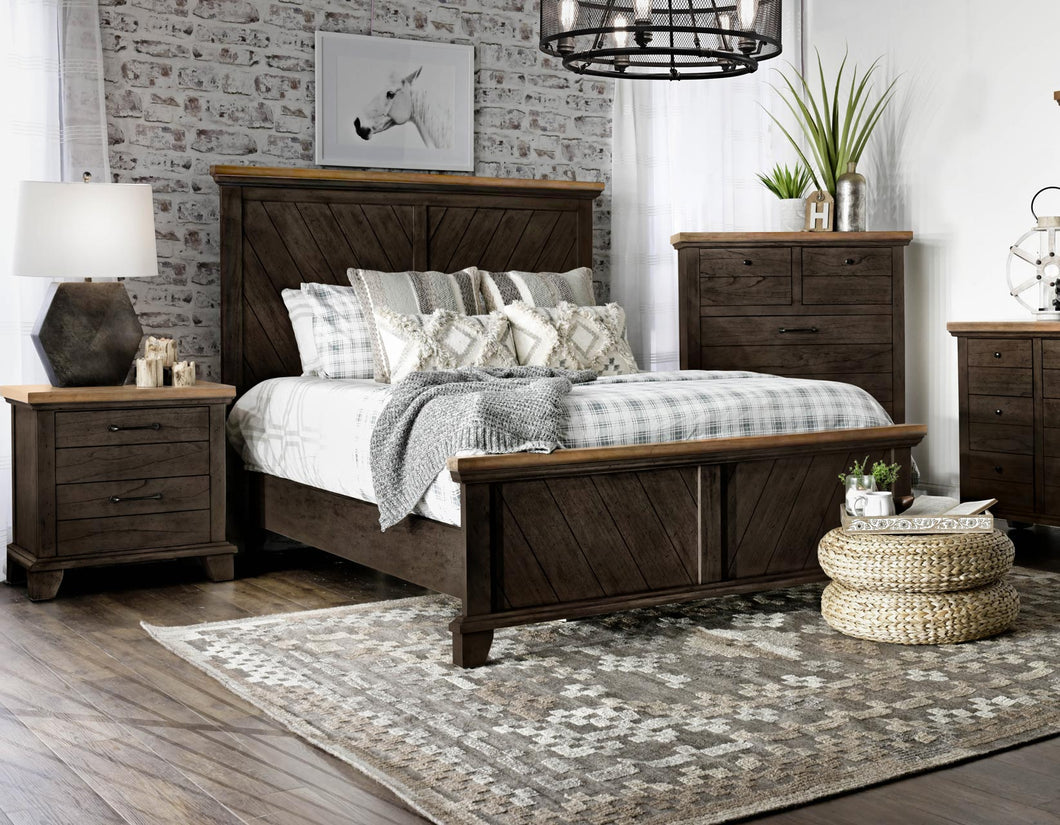 WEEKLY or MONTHLY. Choco Bear QUEEN Bedroom Collection
