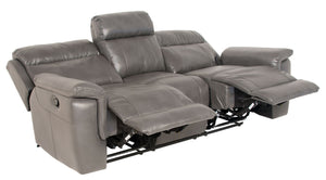 WEEKLY or MONTHLY. Dakota Double Recline Couch Set