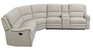 WEEKLY or MONTHLY. Ella Manual Sectional