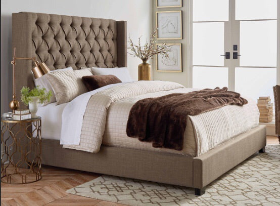 12-WEEK SPLIT PAY. Westerly Upsholtered Bed