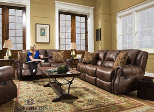 WEEKLY or MONTHLY. Cappuccinno Waylon Couch Set