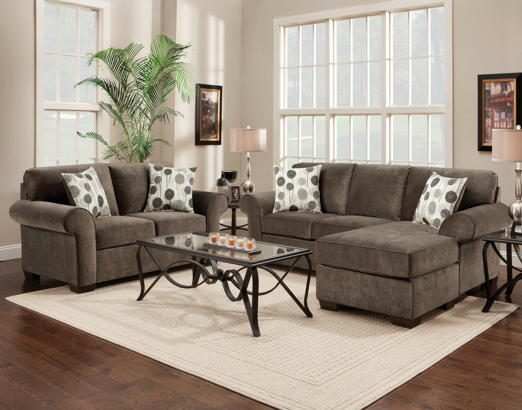 WEEKLY or BIWEEKLY. Elizabeth Ash Sectional Set