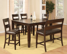 WEEKLY or MONTHLY. Hardy So Sturdy Pub or Standard Table + Chairs